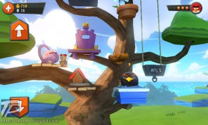 Review Angry Birds Go!