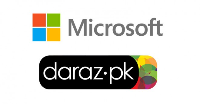Microsoft and Daraz