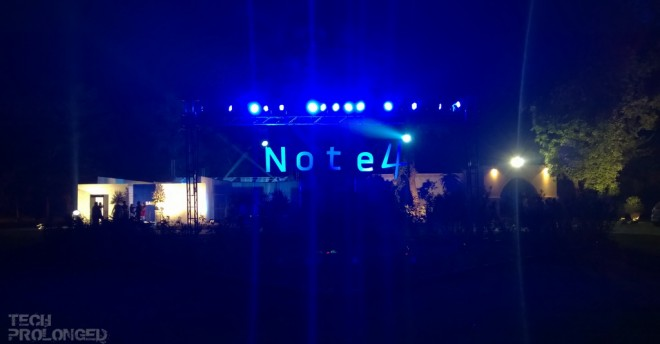 Samsung Note 4 Launch Event Pakistan