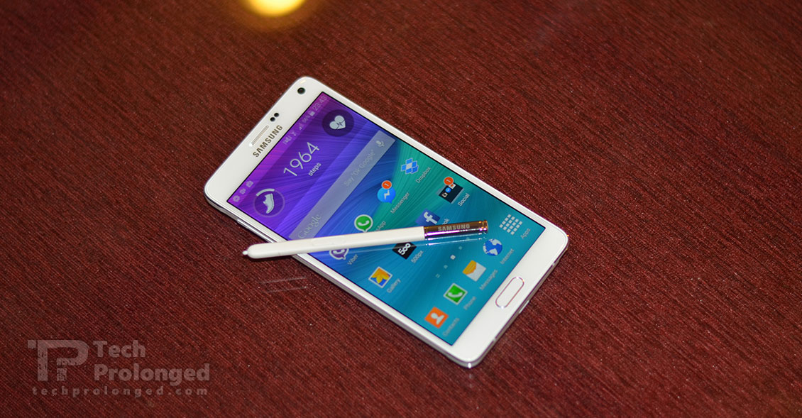 Samsung Galaxy Note 4 - Review