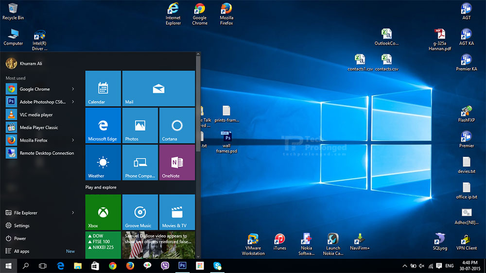 how to know if you have windows 10 n