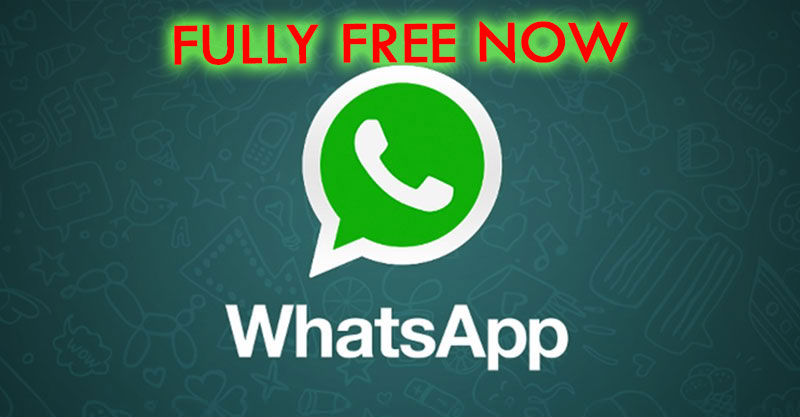 whatsapp-free-for-ever