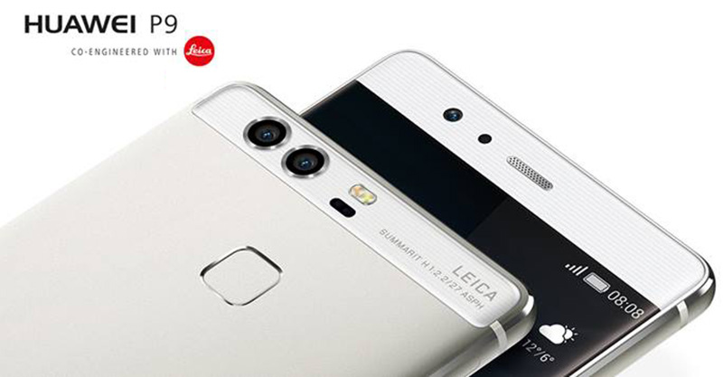 Huawei announces P9 and P9 Plus with 12MP dual Leica ...