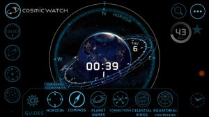 cosmic-watch-settings