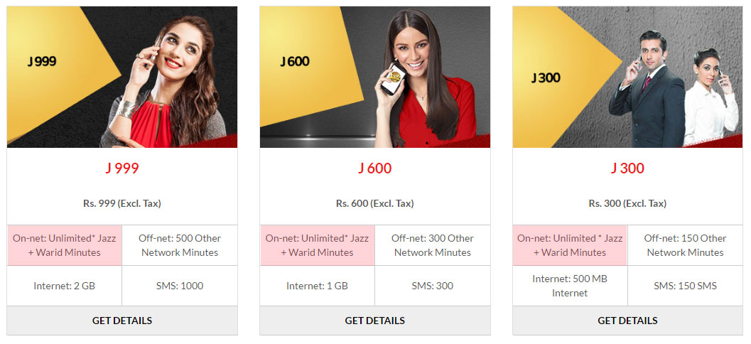 mobilink-warid-on-net-packages