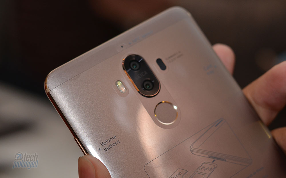 huawei mate 9 hands on full 7