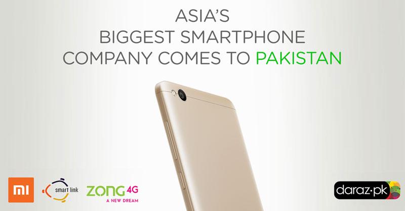 Xiaomi Smartphones on Daraz.pk
