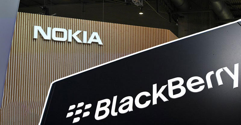 Nokia BlackBerry Lawsuit