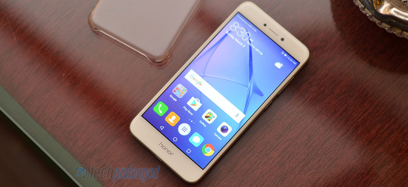 Huawei Honor 8 Lite Review featured top