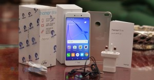 Huawei Honor 8 Lite Unboxed