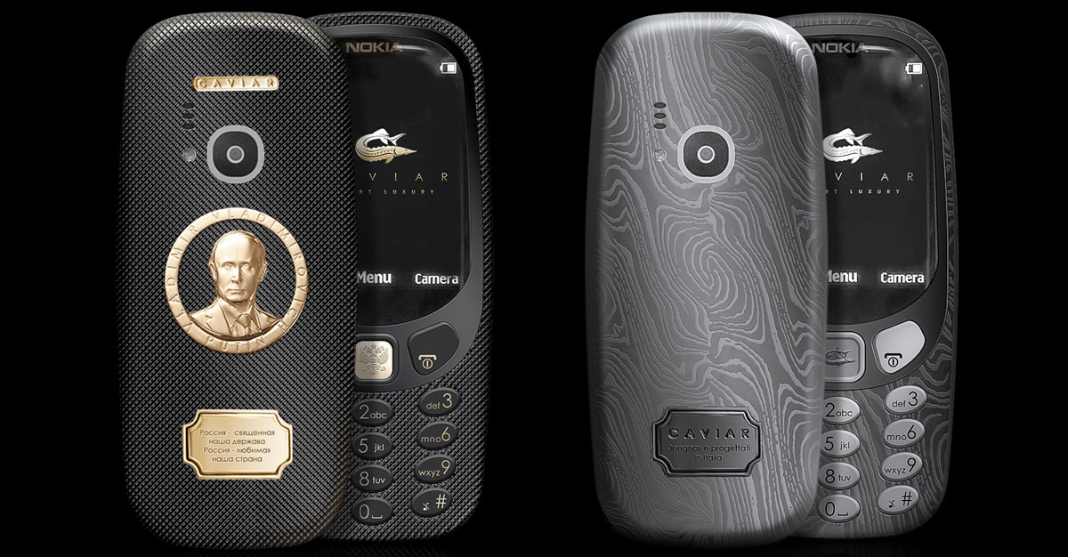 Nokia-3310-Caviar-Luxury-Phone