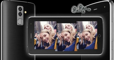 Alcatel Flash Four Cameras