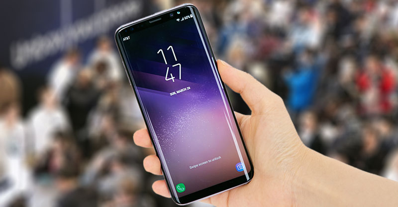 Galaxy S8 Hands-on