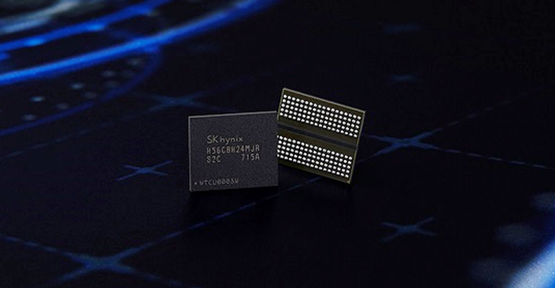 SK Hynix GDDR6 DRAM for Graphics Cards