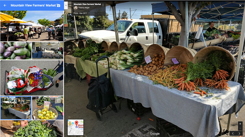 Street View Imagery