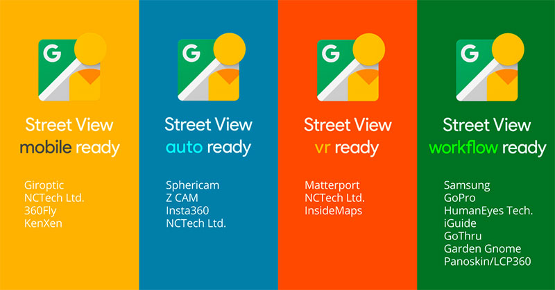 Street View Ready Standards
