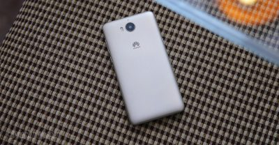 Huawei Y5 2017 Review - Back Side