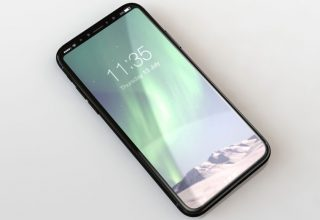 iPhone 8 Render Leak
