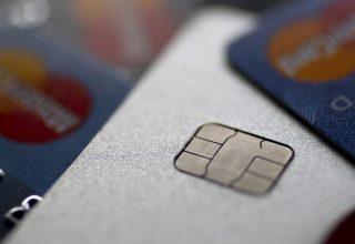 MasterCard Debit Credit Card