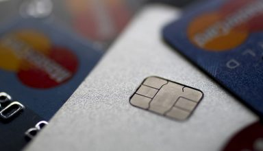 MasterCard Debit Credit Card