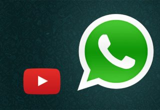 YouTube in WhatsApp