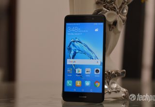 Huawei Y7 Prime Display