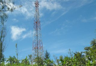 Mobile Tower BSD