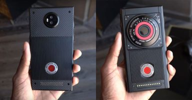 RED Hydrogen One with Camera Module
