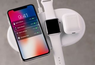 iPhone X - AirPower Wireless Charging