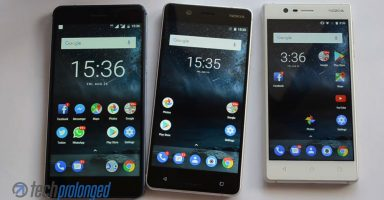 Android Oreo Nokia 6, Nokia 5, Nokia 3