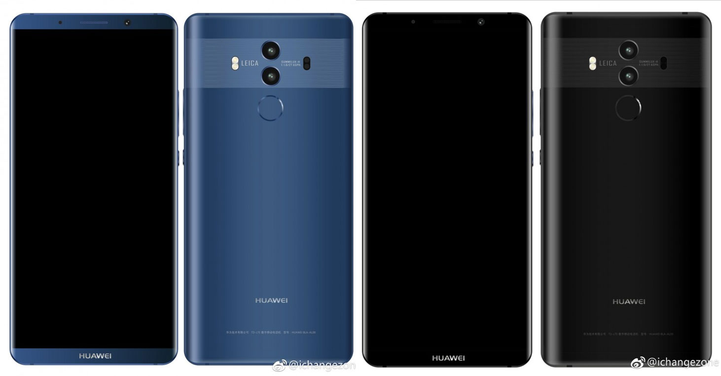 3c66ca493b51 Huawei Mate 10 launch is just ahead