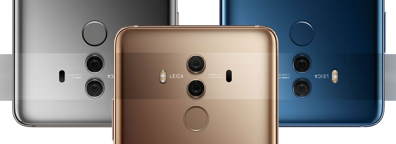 Huawei Mate 10 Signature Camera Stripe