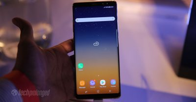 Galaxy Note 8 Hands-on