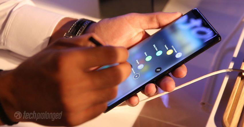 Galaxy Note 8 S-Pen