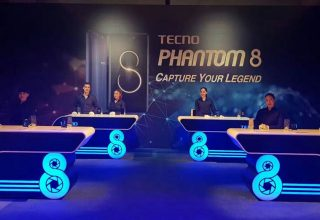 Tecno Phantom 8 Launch