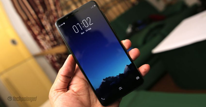 Vivo V7+ Hands-on
