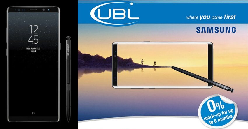 Buy Samsung Galaxy Note 8 On Installments With 0 Markup