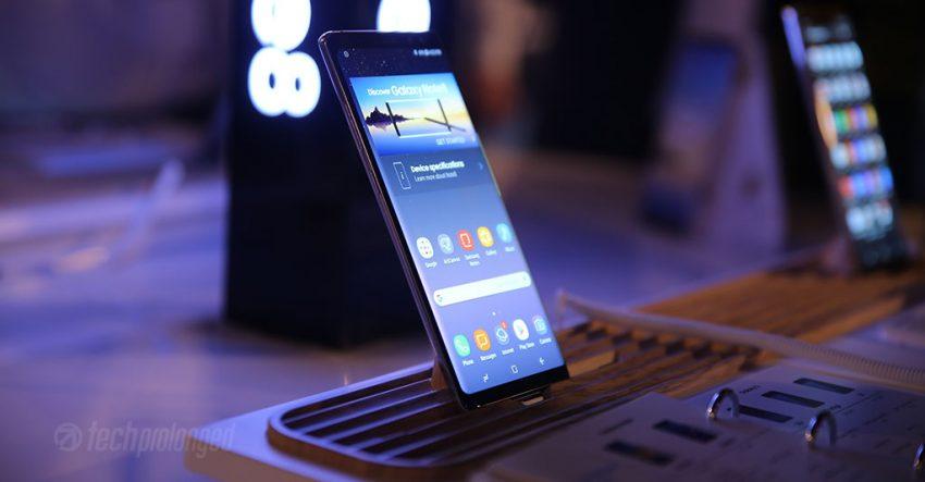 Galaxy Note 8 Pakistan Feature