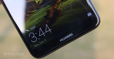 Huawei Mate 10 Lite Lower Bezel