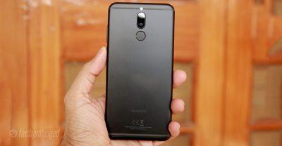 Huawei Mate 10 Lite Aluminium Back