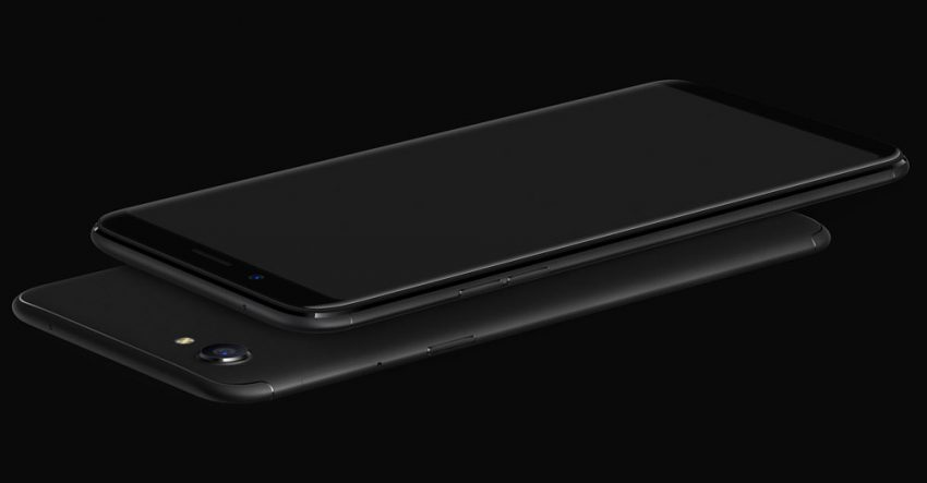 OPPO F5 Black Featured