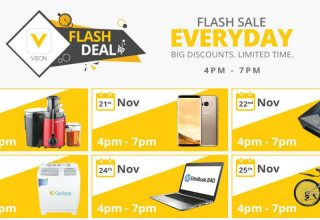 Jazz VEON Black Friday Deals