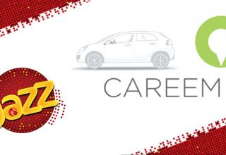 Jazz Careem Employees Offer