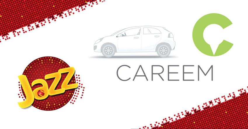 Jazz Careem Employees Offer
