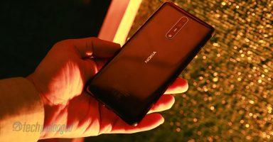 Nokia 8 Pakistan Hands-On