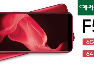 OPPO F5 6GB in Pakistan