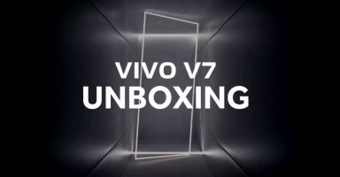 Vivo V7 Unboxing Pakistan
