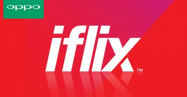 OPPO F5 6GB Unlimited Iflix