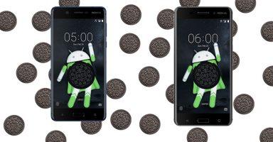 Android 8 Nokia 5 Nokia 6