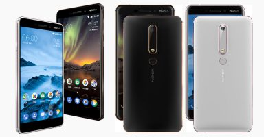 Nokia 6 2018 Feature